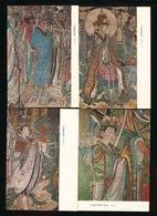 CHINE 12  CARTES  PALAIS WING LO    LOOK 6 SCANS - China
