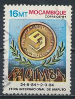 °°° MOZAMBIQUE MOZAMBICO - Y&T N°970 - 1984 °°° - Mozambico