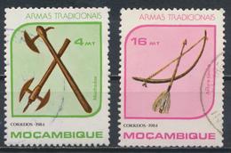 °°° MOZAMBIQUE MOZAMBICO - Y&T N°973/75 - 1984 °°° - Mozambico