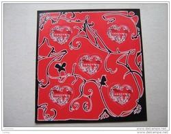 France  Bloc Feuillet Neuf Luxe ** 2007 N° 104 Saint Valentin Coeur Givenchy  Lot Vendu Sous Faciale - Blocs & Feuillets