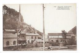 VENTHON, Environs D'Albertville  (cpa 73)   L'Usine Métallurgique # RARE # T.B.E.  - L 1 - Francia
