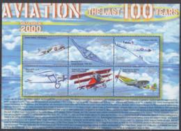 LIBERIA - Avions 2002 A - Liberia