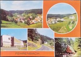 Ak DDR - Fehrenbach  - Ortsansichten - Masserberg
