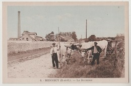 CPA 91 MENNECY La Sucrerie - Mennecy