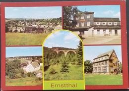 Ak DDR - Ernstthal - Ortsansichten - Lauscha