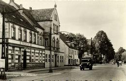 SENNELAGER, Bielefelderstrasse, Auto (1960s) AK - Germany