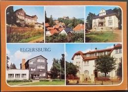 Ak DDR - Elgersburg - Ortsansichten - Elgersburg