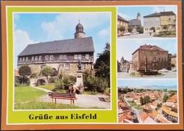 Ak DDR - Eisfeld - Stadtansichten - Germany