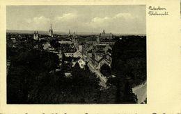 PADERBORN, Totalansicht (1930s) AK - Paderborn