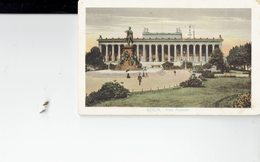 GERMANY 1926  -  VINTAGE POSTCARD  BERLIN - ALTES MUSEUM WRITTEN BACK ON 24.11.1926 POST7649 - Germany