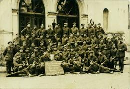 GERMANY - SOLDIERS - RPPC POSTCARD - 1910s (BG612) - Memmingen