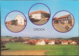 Ak DDR - Crock - Ortsansichten - Germany