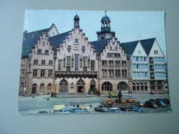 ALLEMAGNE HESSE FRANKFURT A. MAIN RÖMER - Frankfurt A. Main