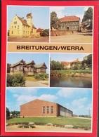 Ak DDR - Breitungen / Werra - Ortsansichten - Germany