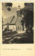HANN. MÜNDEN, St.-Aegidien-Kirche (1930s) Foto Max Baur AK - Hannoversch Muenden