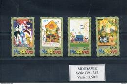 Moldavie. Dessins D'enfants - Moldavie
