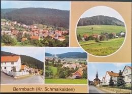 Ak DDR - Bermbach - Ortsansichten - Germany