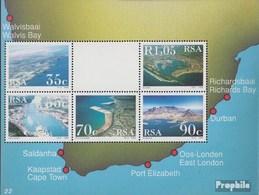 Südafrika Mi.-Nr.: Block31 (kompl.Ausg.) Postfrisch 1993 Häfen - Afrique Du Sud (1961-...)