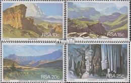 Südafrika Mi.-Nr.: 548-551 (kompl.Ausg.) Postfrisch 1978 Tourismus - Afrique Du Sud (1961-...)