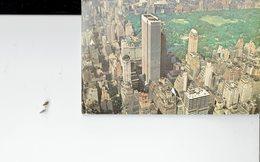 UNITED STATES 1976  - POSTCARD  NEW YORK - THE GENERAL MOTOR BUILDING -HALF SHINING MAILED TO ITALY - FERRARA POST7648 - Manhattan