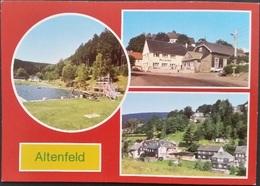 Ak DDR - Altenfeld - Ortsansichten - Germany