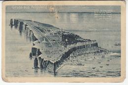 Helgoland Old Postcard Travelled 1911 B181015 - Helgoland