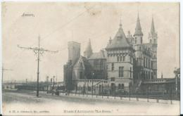 """Antwerpen - Anvers - Musée D'Antiquités """"Le Steen"""" - N. 21 G. Hermans - Antwerpen"""