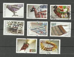 Afrique Du Sud N°1553, 1554, 1563, 1569, 1571, 1574, 1575, 1578 - Afrique Du Sud (1961-...)
