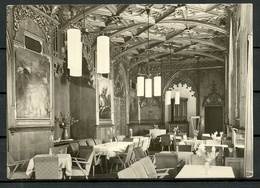 DEUTSCHLAND DDR 1967 MEININGEN Schloss Landsberg Festsaal Gesendet 1990 Mit Briefmarke - Meiningen