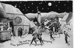AK 0056  Wien - Humorkarte / Verlag PAG Um 1960 - Grinzing