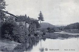 Herbeumont Moulin De Naives - Herbeumont