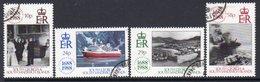 South Georgia 1988 Lloyds Of London Set Of 4, Used, SG 183/6 - Falkland Islands