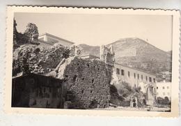 Monte Cassino - Photo Format 7 X 11.5 Cm - Luoghi