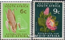 Afrique Du Sud 407-408 (complète.Edition.) Neuf Avec Gomme Originale 1971 Landesmotive - Afrique Du Sud (1961-...)