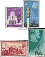 Afrique Du Sud 402,403X,405-406 (complète.Edition.) Neuf Avec Gomme Originale 1971 Landesmotive, Philatélie, Républiq - Afrique Du Sud (1961-...)