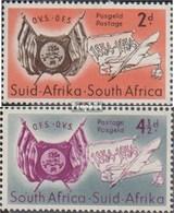 Afrique Du Sud 237-238 (complète.Edition.) Neuf Avec Gomme Originale 1954 Oranje-freistaat - Unused Stamps