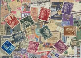 Generalgouvernement Briefmarken-10 Verschiedene Marken - Besetzungen 1938-45