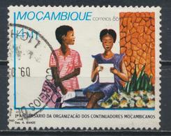 °°° MOZAMBIQUE MOZAMBICO - Y&T N°1041 - 1986 °°° - Mozambico