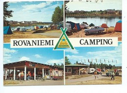 Rovaniemi Camping - Finlandia