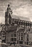 [41] Loir Et Cher > Blois Vieilles Maisons Devant La Cathédrale St Louis - Blois