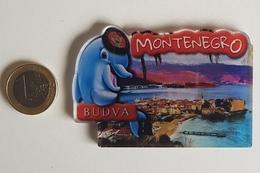Magnet Montenegro, Budva, Budua - Magnets