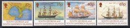 South Georgia 1994 Centenary Of Larsen's First Voyage Ships Set Of 4, MNH, SG 251/4 - Falkland Islands
