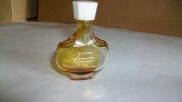 """Miniature De Parfum Nina Ricci   """"  Farouche """" Eau De Toilette Bouchon Blanc - Vintage Miniatures (until 1960)"""