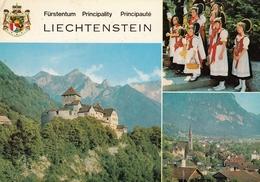 Liechtenstein - Vaduz ,Trachten 1976 - Liechtenstein