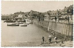 The Harbour, Folkestone, 1959 Postcard - Folkestone