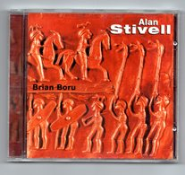 CD Alan Stivell Brian Boru 1995 - Music & Instruments