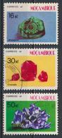 °°° MOZAMBIQUE MOZAMBICO - Y&T N°1053/55 - 1987 °°° - Mozambico