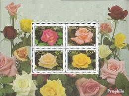 Südafrika - Ciskei Block10 (kompl.Ausg.) Postfrisch 1994 Rosen - Ciskei