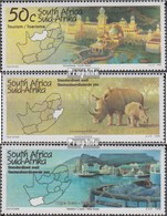 Südafrika 953,954,955 (kompl.Ausg.) Postfrisch 1995 Tourismus - Afrique Du Sud (1961-...)