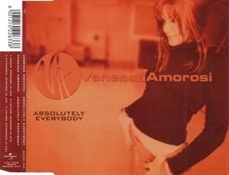 Vanessa Amorosi Absolutely Everybody Single CD - Dance, Techno & House